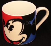 Andy Warhol MICKEY MOUSE Coffee Mug MYTH SERIES - Vintage